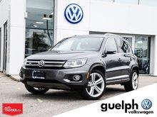 2016 Volkswagen Tiguan 4Motion