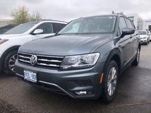 2018 Volkswagen Tiguan Trendline - Low KM