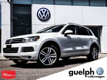 2012 Volkswagen Touareg Highline With Sport PK