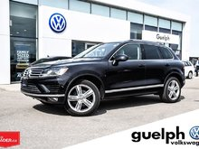 2017 Volkswagen TOUAREG EXECUTIVE Execline