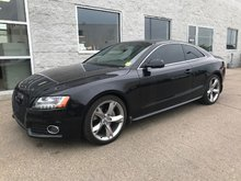 2012 Audi A5 S-LINE | LEATHER | SUNROOF | ONE OWNER