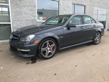2013 Mercedes-Benz C-Class C63 AMG |LEATHER| NAVIGATION| SUNROOF|