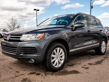 2014 Volkswagen Touareg V6 Highline 4Motion