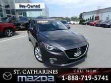 2015  Mazda3 Sport GT (Navigation,Camera,)