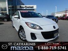 2013 Mazda Mazda3 GSL
