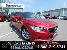 2014  Mazda6 GS (Navigation, Heated Seats, Leather interior)