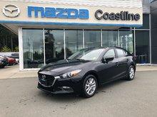 2018  Mazda3 GS W/MOONROOF