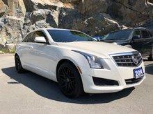 2014 Cadillac ATS AWD - 272 HP! BOSE AUDIO! NICE WHEELS!
