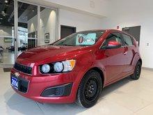 2014 Chevrolet Sonic SONIC LT