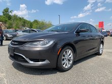 2015 Chrysler 200 C - LEATHER! PANO-ROOF! REMOTE START!