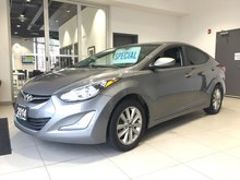 2014 Hyundai Elantra GLS - SNOW TIRES! HEATED SEATS! MOONROOF! 1-OWNER!