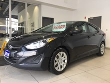 2016 Hyundai Elantra GL SEDAN - HEATED SEATS! BLUETOOTH!