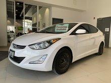 2016 Hyundai Elantra GLS AUTO