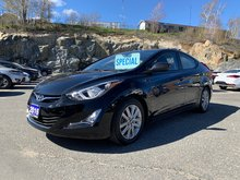 2016 Hyundai Elantra SPORT AUTO