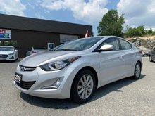 2016 Hyundai Elantra SPORT - MOONROOF! BLUETOOTH!