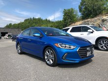 2017 Hyundai Elantra LIMITED - HEATED LEATHER! SNOW TIRES!