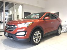2013 Hyundai Santa Fe Sport 2.0T SE AWD - HEATED LEATHER! PANORAMIC MOONROOF!