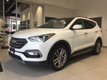 2017 Hyundai Santa Fe Sport 2.0T SE - HEATED LEATHER & STEERING WHEEL!