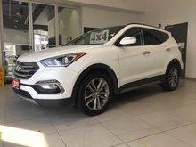 2017 Hyundai Santa Fe Sport SE - TURBO! HEATED SEATS & STEERING WHEEL!