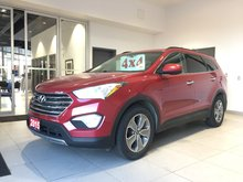 2015 Hyundai Santa Fe XL PREMIUM AWD - HEATED SEATS & STEERING WHEEL!