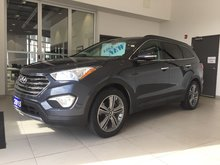 2015 Hyundai Santa Fe XL LIMITED AWD - QUAD CAPT CHAIRS!
