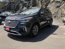 2017 Hyundai Santa Fe XL LUXURY 6 PASSENGER AWD - STUNNING!