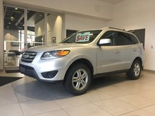 2012 Hyundai Santa Fe GL   MANUAL TRANSMISSION! BLUETOOTH!