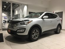 2015 Hyundai Santa Fe 2.4L LUXURY AWD - HEATED LEATHER! MOONROOF!