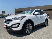 2016 Hyundai Santa Fe 2.0T LIMITED AWD - 1-OWNER! LOADED!