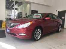 2013 Hyundai Sonata SE- HEATED LEATHER!