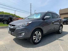 2015 Hyundai Tucson LIMITED AWD w/SATELLITE NAVIGATION