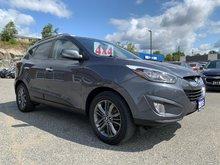 2015 Hyundai Tucson GLS AWD - PANORAMIC ROOF! BLUETOOTH!