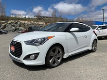 2013 Hyundai VELOSTER TURBO 1.6L MANUAL