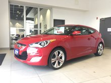 2014 Hyundai Veloster TECH - MANUAL TRANS! MOONROOF!