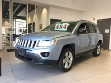 2013 Jeep Compass NORTH 4WD - HEATED SEATS! REMOTE START!