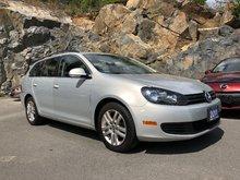 2011 Volkswagen Golf wagon COMFORTLINE - CLEAN! 1-OWNER! EXC. SHAPE!
