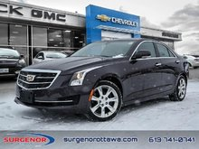 Cadillac ATS Sedan Sedan AWD 2.0L Turbo - Luxury  - $147.13 B/W 2015