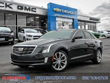 2015 Cadillac ATS Sedan Sedan AWD 2.0L Turbo - Performance  - $181.52 B/W