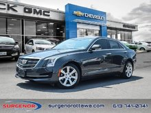 2015 Cadillac ATS Sedan Sedan AWD 2.0L Turbo - Luxury  - $156.07 B/W