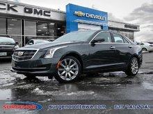 2018 Cadillac ATS Sedan Luxury AWD  - Navigation - $211.29 B/W