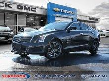 2014 Cadillac ATS 2.0L Turbo AWD Luxury  - $133.33 B/W