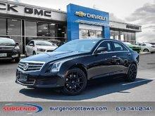 Cadillac ATS 2.0L Turbo AWD Luxury  - Certified - $137 B/W 2014