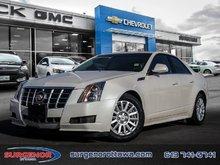 2013 Cadillac CTS Sedan 3.0L SIDI  - $135.55 B/W