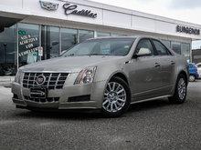 2013 Cadillac CTS LUXURY RWD