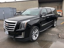 2019 Cadillac Escalade ESV Premium Luxury  - Leather Seats