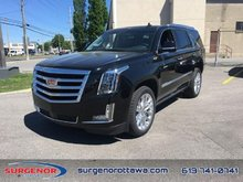 2018 Cadillac Escalade Premium Luxury  - Leather Seats