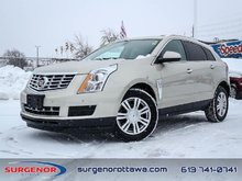 Cadillac SRX AWD Luxury  - $143.00 B/W 2015