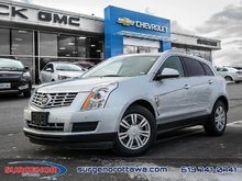 2016 Cadillac SRX Luxury  - Sunroof -  Leather Seats - $196.45 B/W