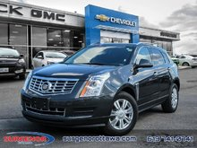 2016 Cadillac SRX Luxury  - Sunroof -  Leather Seats - $192.48 B/W