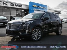 Cadillac XT5 Platinum  - Navigation -  Cooled Seats 2017
